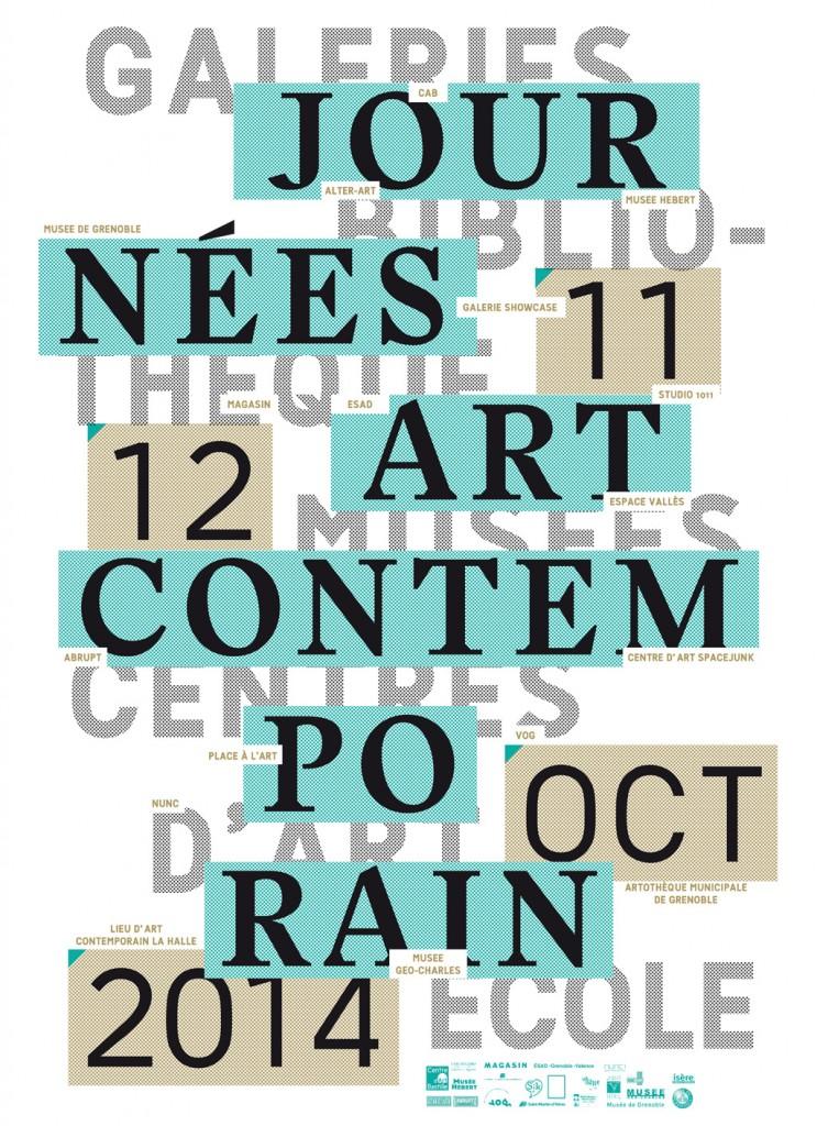 Affiche JAC 2014